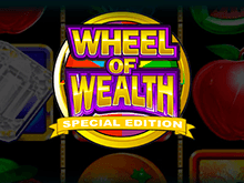 Колесо Богатства Специальное Издание – онлайн автомат из казино Вулкан